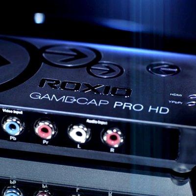 Roxio Game Cap Pro HD