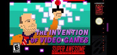 The Invention of Video Games – [ SHORT FILM ]