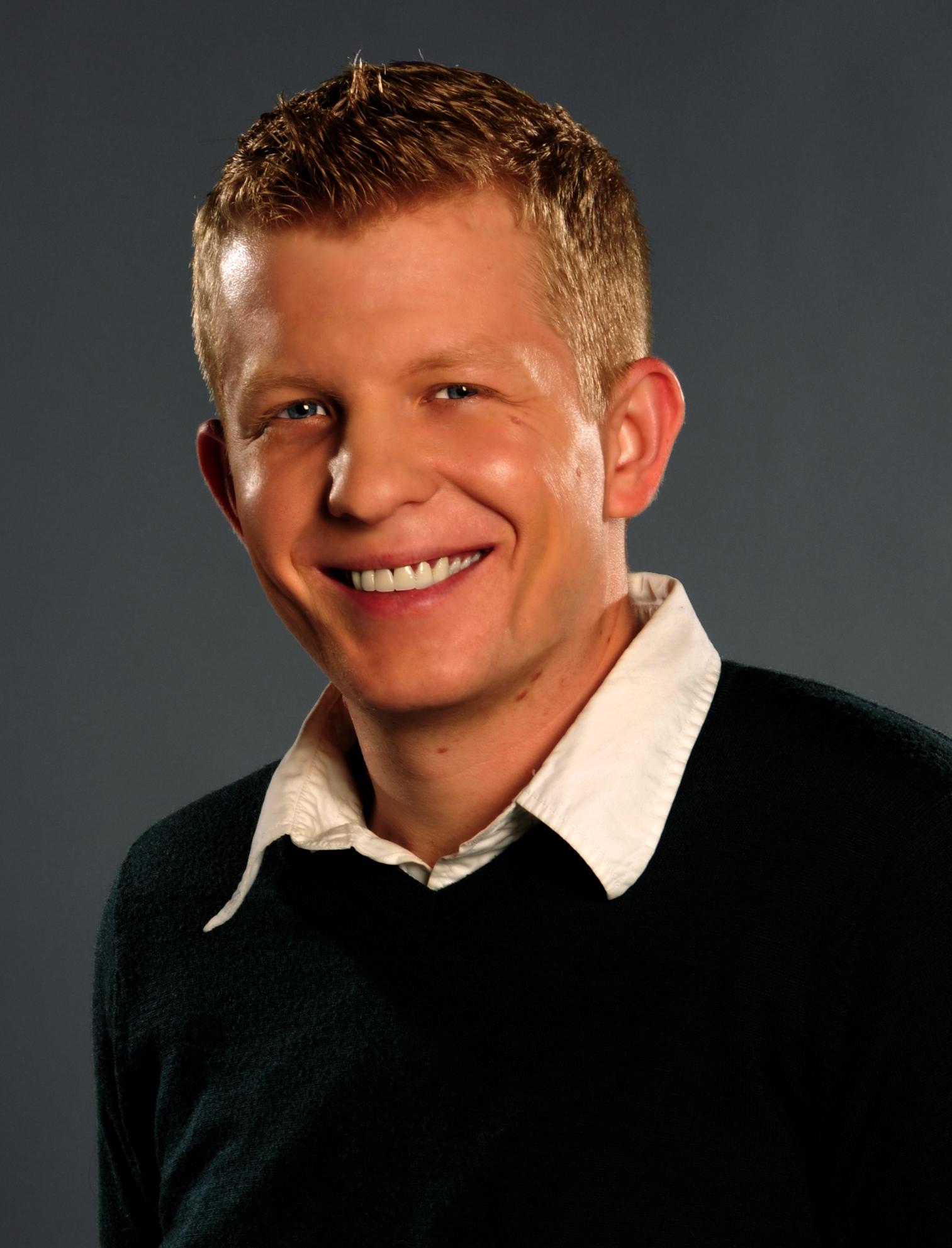 Matt MacDonald - 2011 Headshot